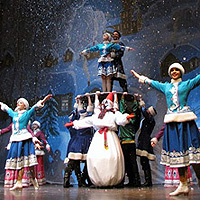 Ivushka - Russische Weihnacht