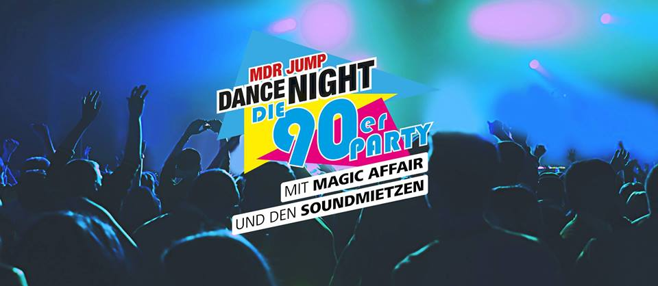 MDR JUMP Dance Night - Die 90er Party